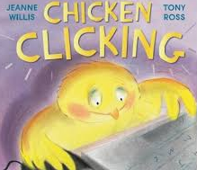 Clicking Chicken cover